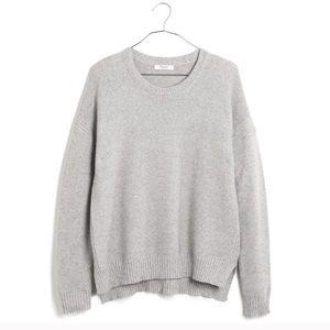 Madewell Texturework Sweater